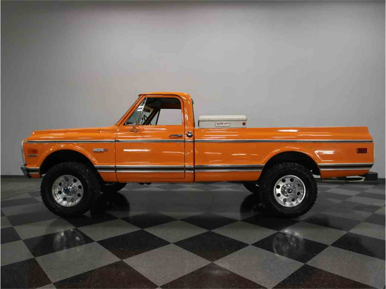 Large Picture of '71 K-10 - LS7H