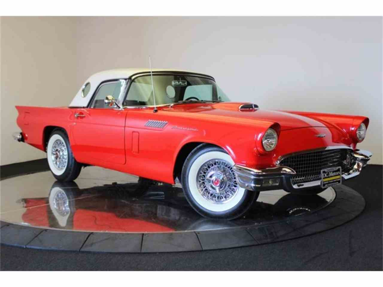 Large Picture of '57 Thunderbird - LS7N