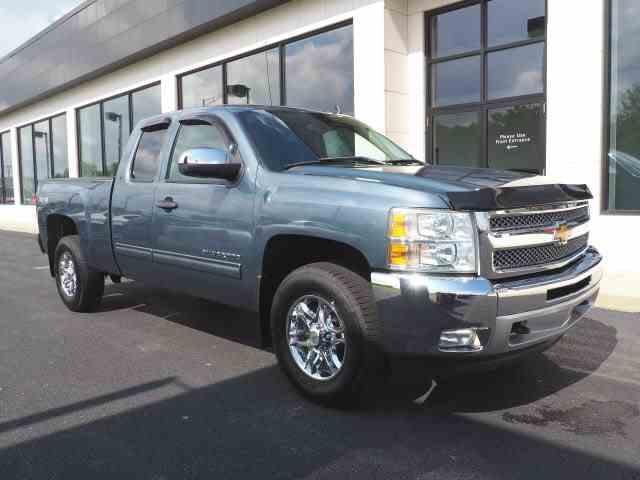2012 Chevrolet Silverado | 1016348