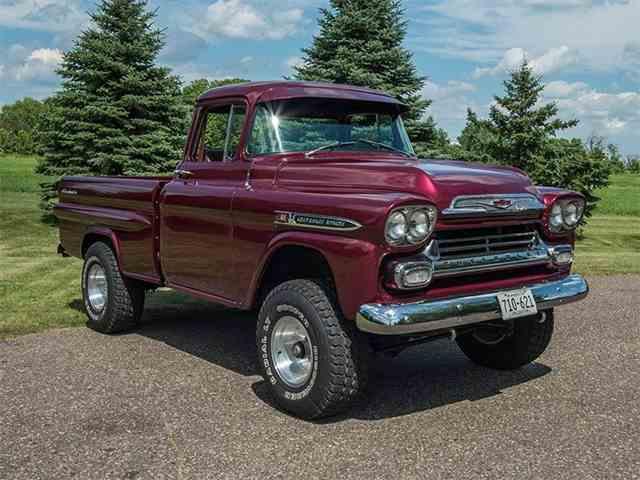 1959 Chevrolet Apache | 1016359