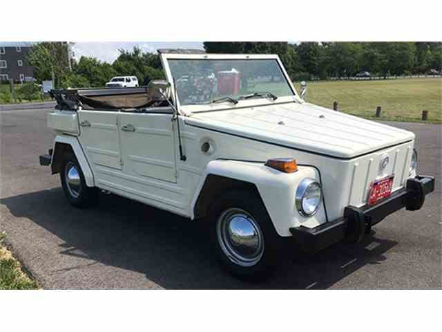 1974 Volkswagen Thing | 1010636