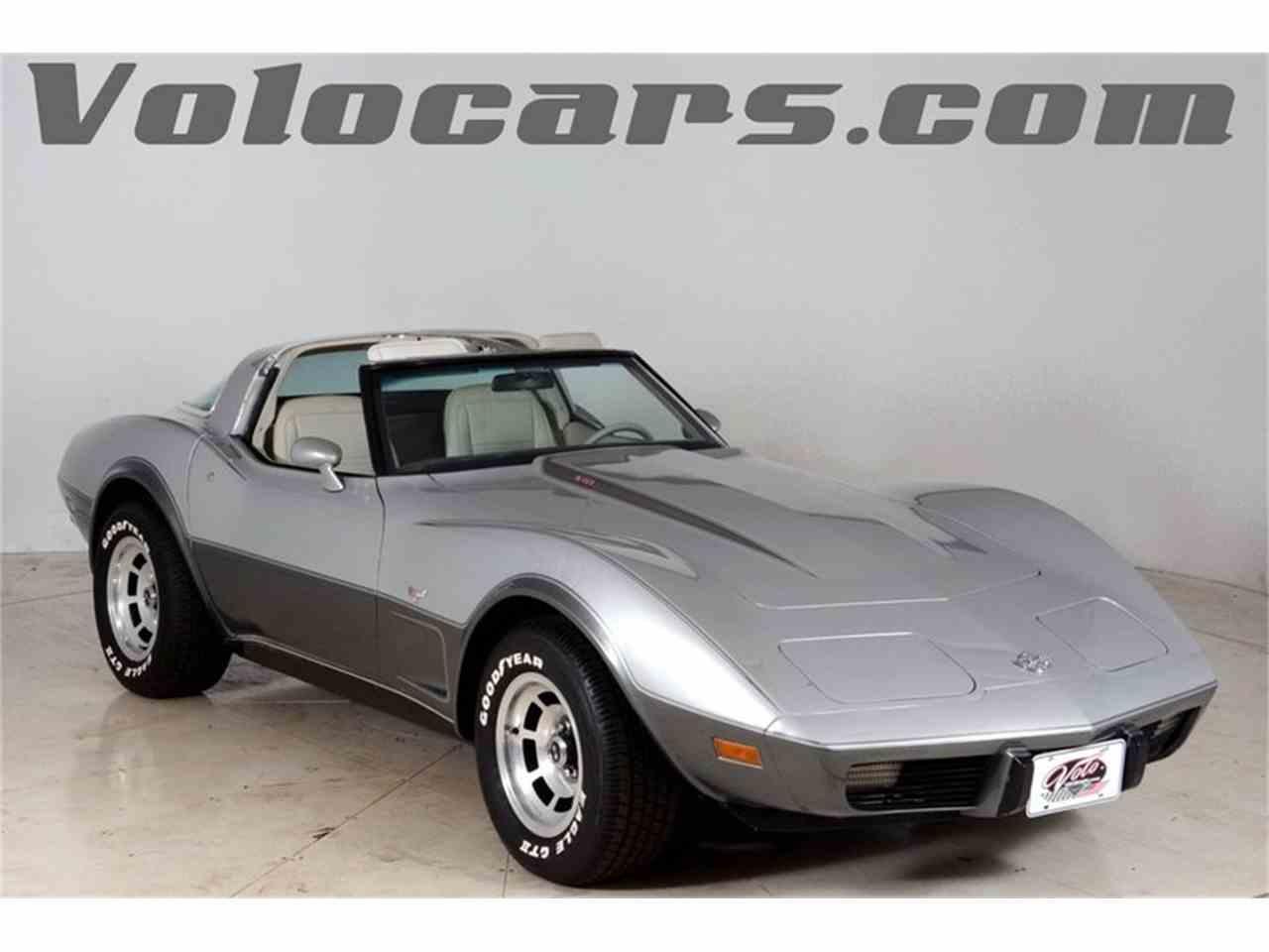 Large Picture of '78 Corvette - LS8A
