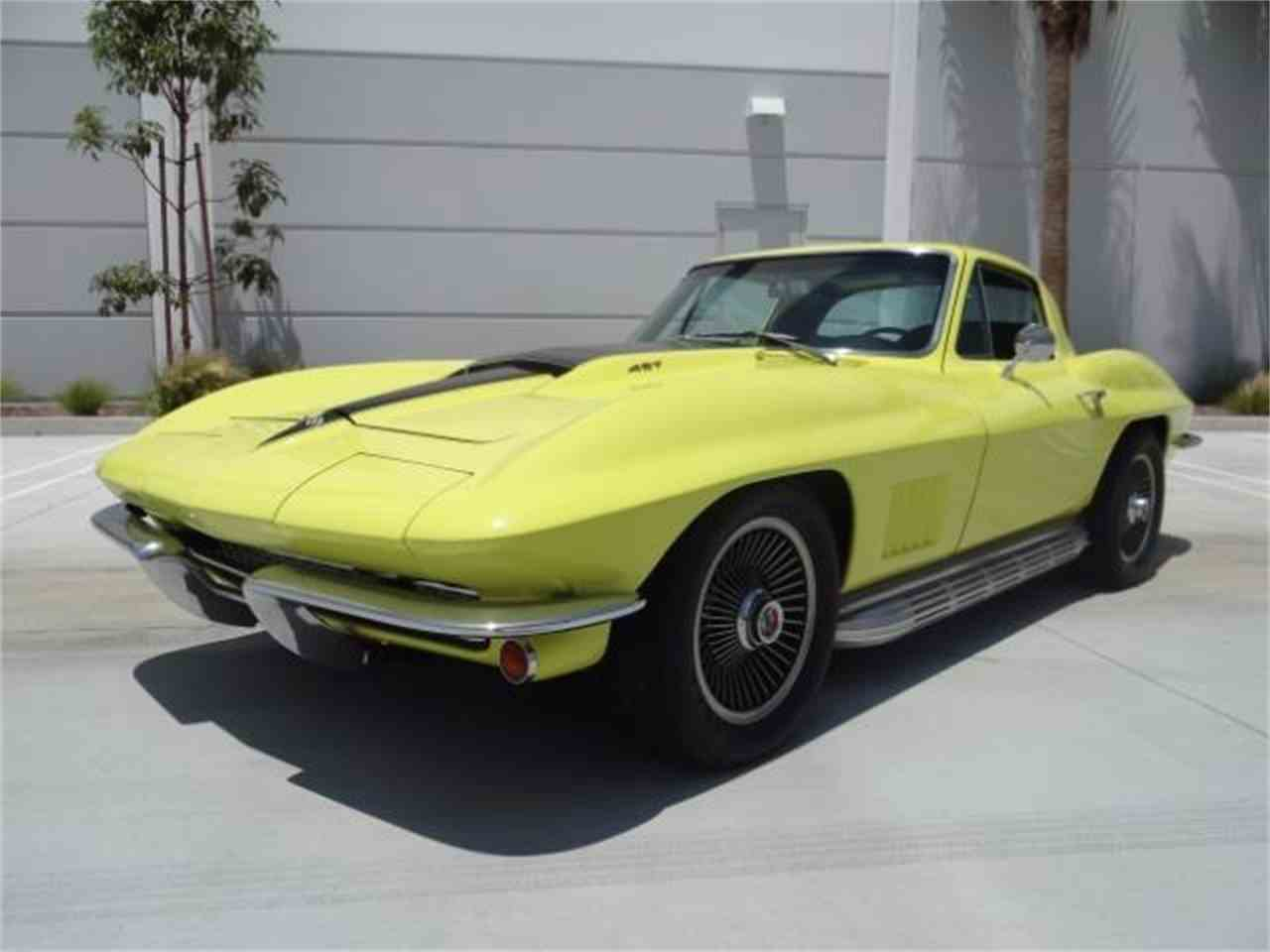 Large Picture of '67 Corvette - LS8K