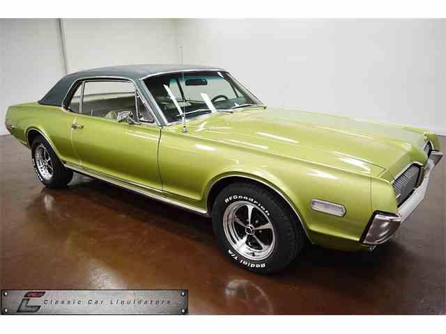 1968 Mercury Cougar   1016374