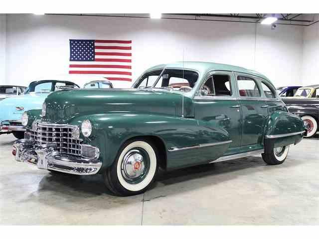 1942 Cadillac Series 63 | 1010638
