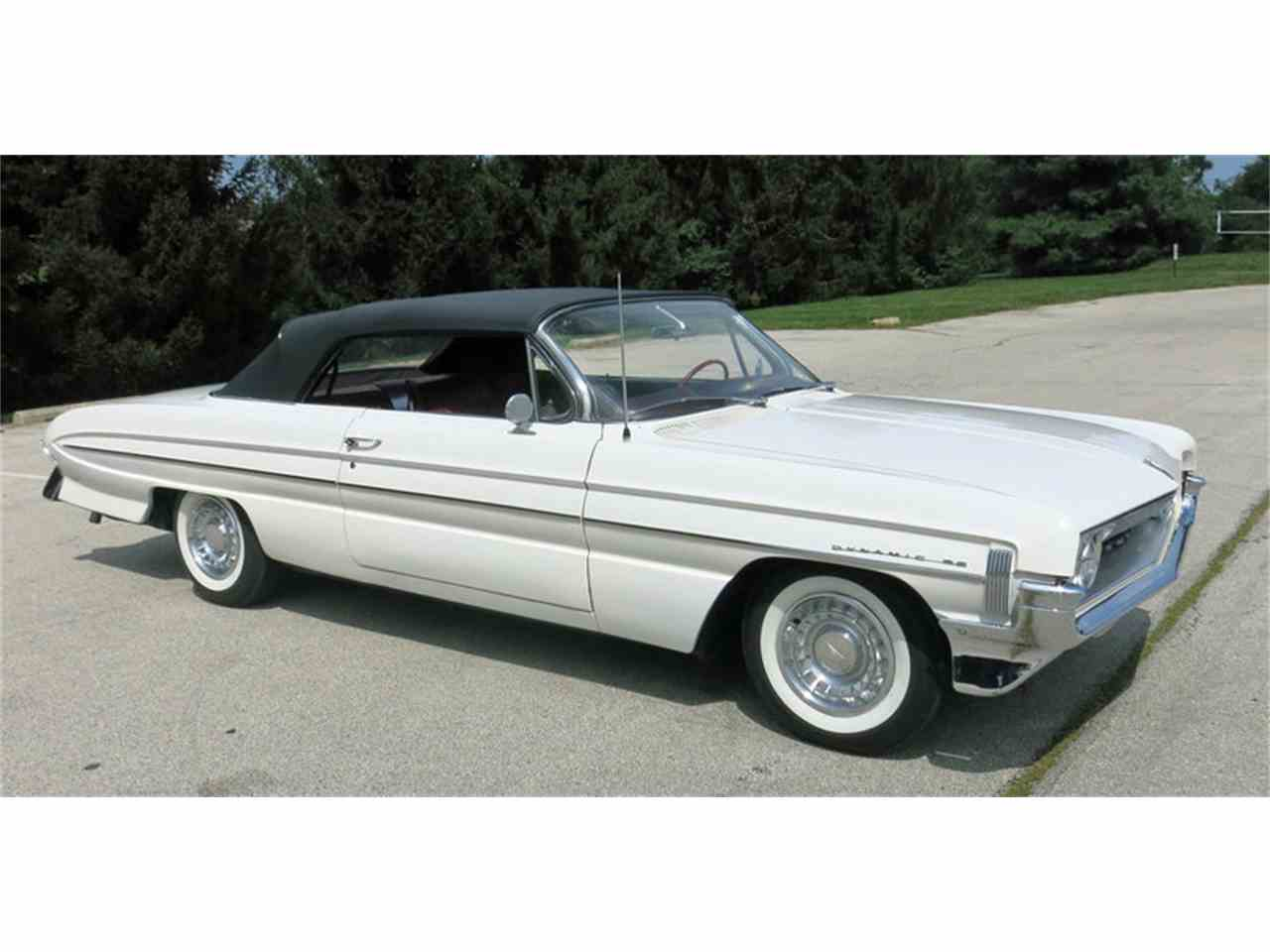 1961 Oldsmobile 88 for Sale - CC-1016387
