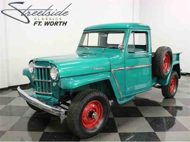 1960 Willys Jeep | 1010640