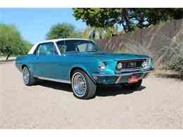 Picture of Classic 1968 Mustang Offered by Brown's Classic Autos - LS9G