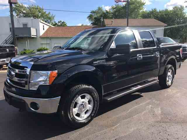 2014 Ford F150 | 1016411