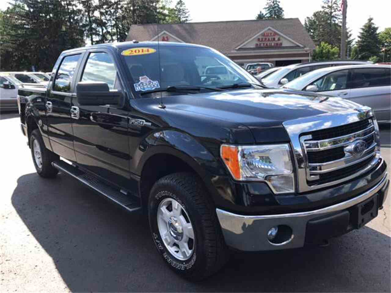 Large Picture of '14 F150 - LS9N