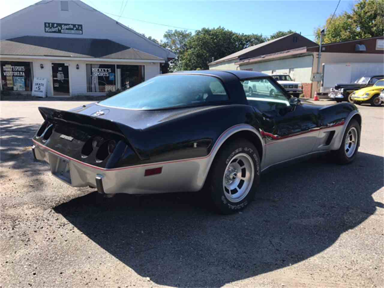 Large Picture of '78 Corvette - LS9O