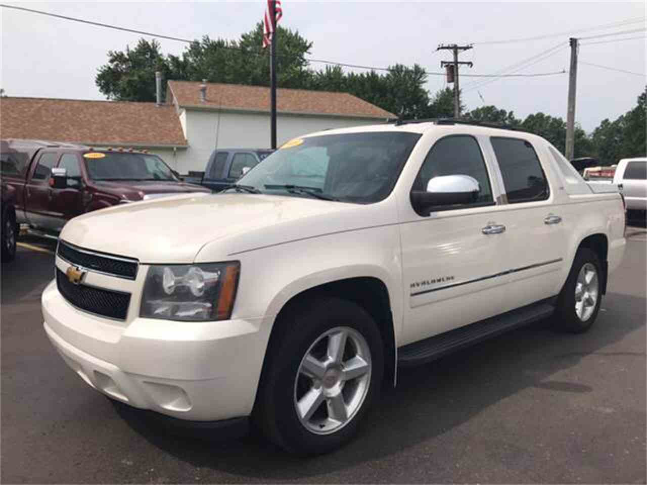 Avalanche chevy avalanche 2010 : Avalanche » 2010 Chevy Avalanche For Sale - Old Chevy Photos ...