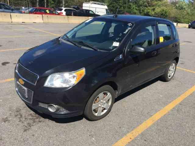 2011 Chevrolet Aveo | 1016434