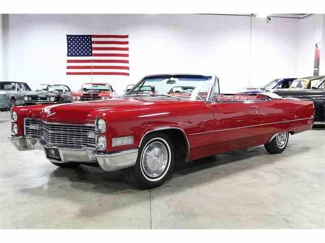 1966 Cadillac DeVille | 1010645