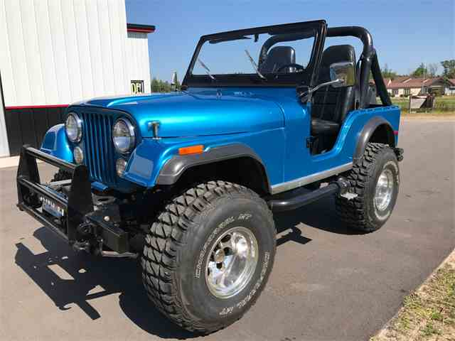 classic jeep cj5 for sale on 29 available. Black Bedroom Furniture Sets. Home Design Ideas