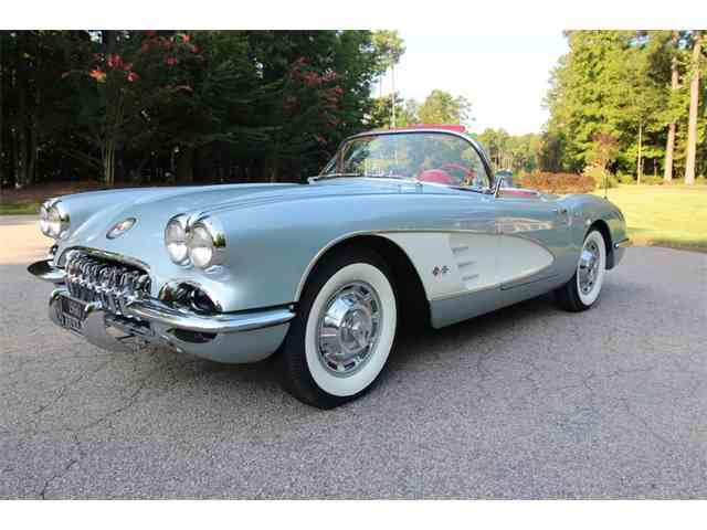 1960 Chevrolet Corvette | 1016452