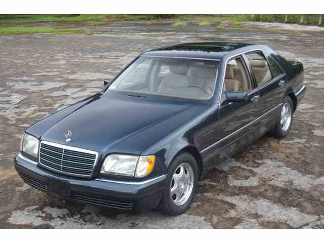 1997 Mercedes-Benz S-Class   1016458