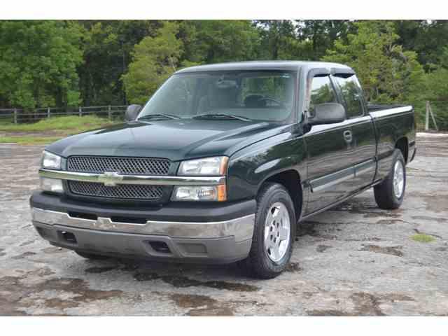 2005 Chevrolet Silverado | 1016460