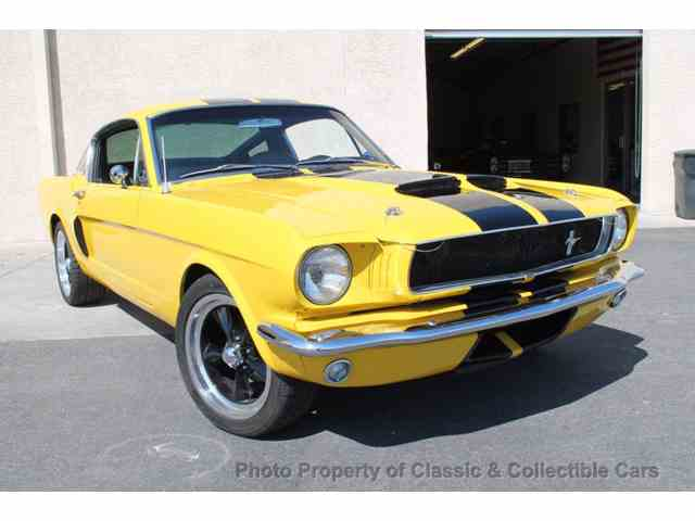 1965 Ford Mustang | 1016466
