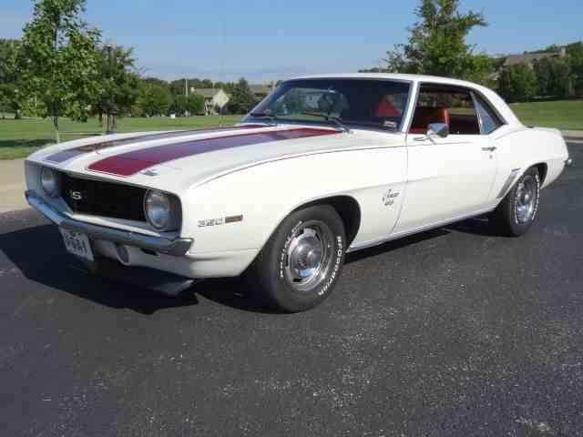 1969 Chevrolet Camaro | 1016469