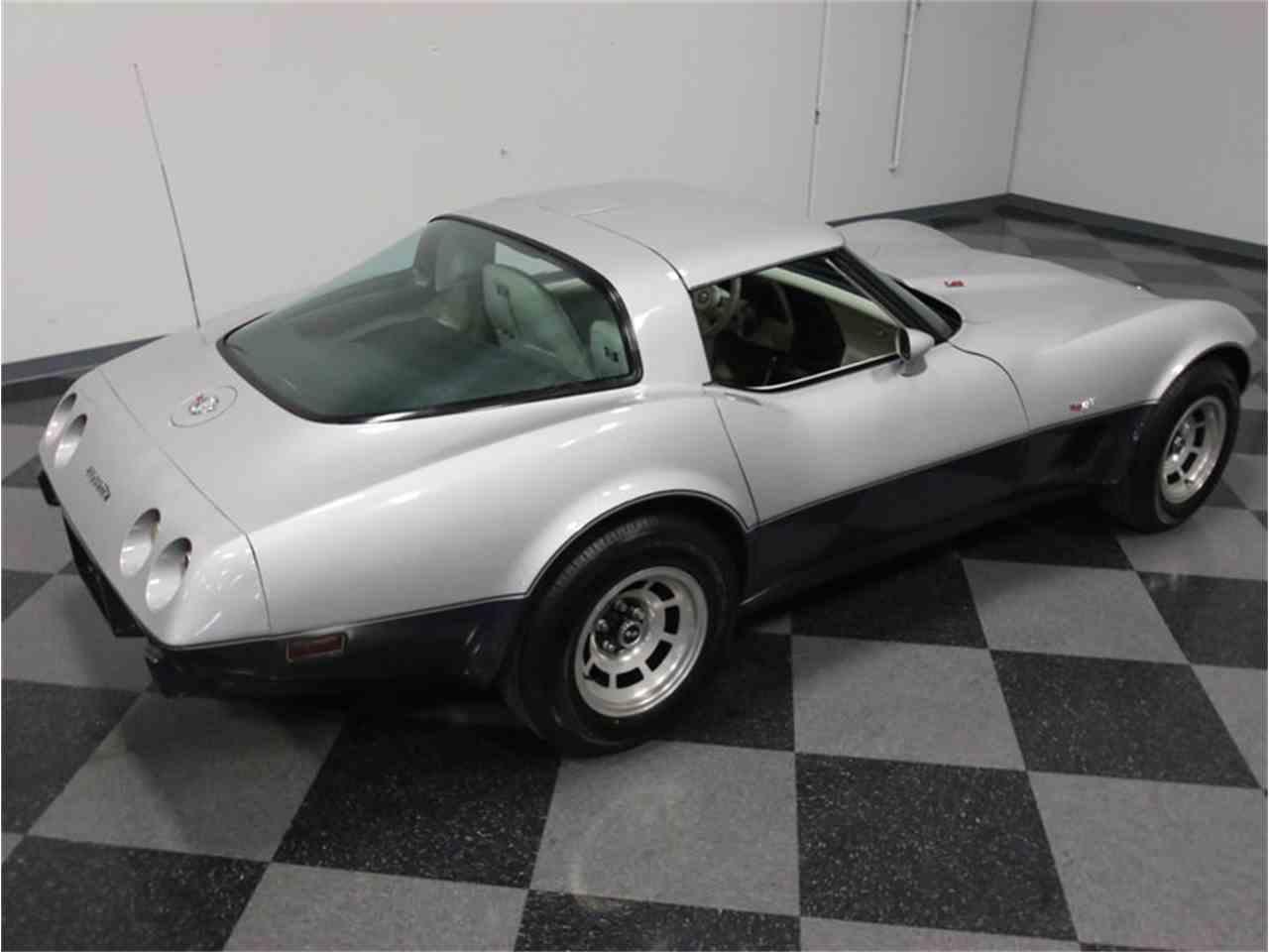 Large Picture of '78 Corvette - LSBE