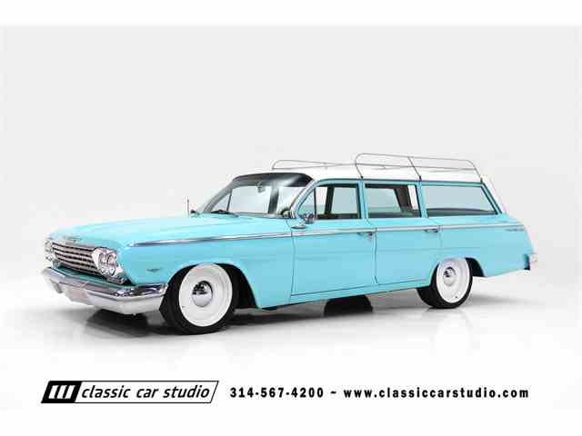 1962 Chevrolet Bel Air | 1016485