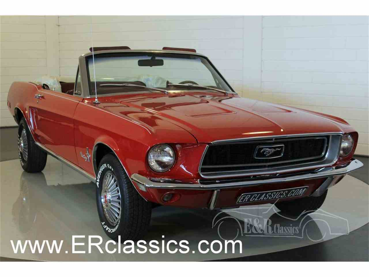 Large Picture of '68 Mustang - LSBU