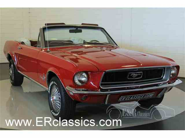 1968 Ford Mustang | 1016490