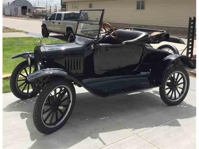 1919 Ford Model T | 1016503