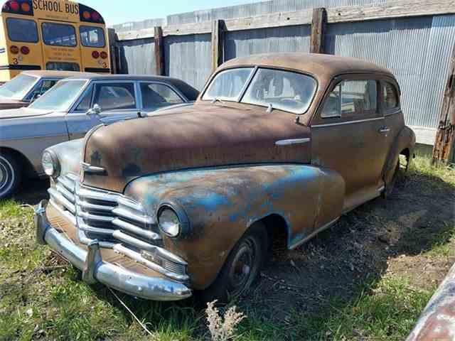 1947 Chevrolet Sedan | 1016505
