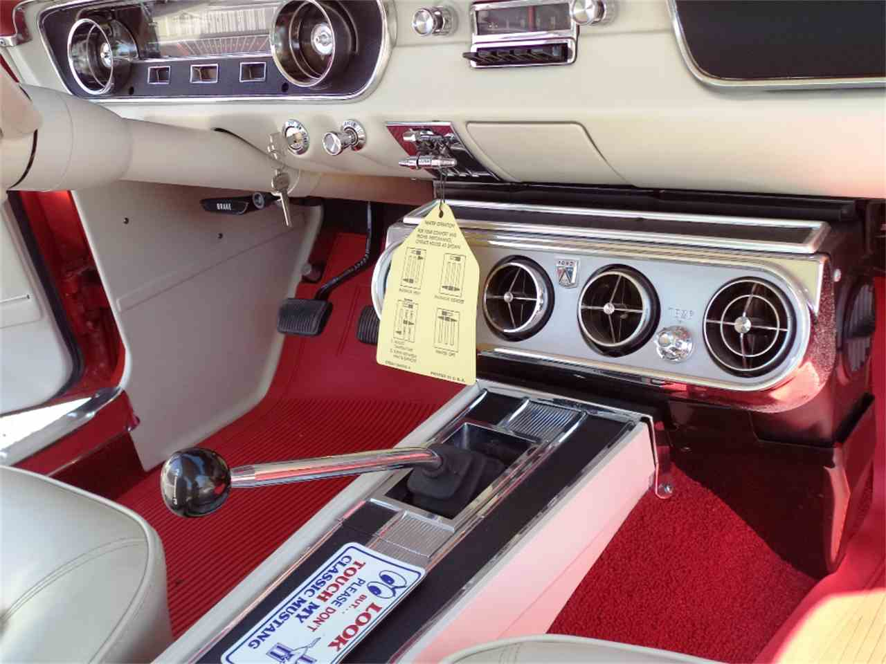 Large Picture of '65 Mustang - LSCB