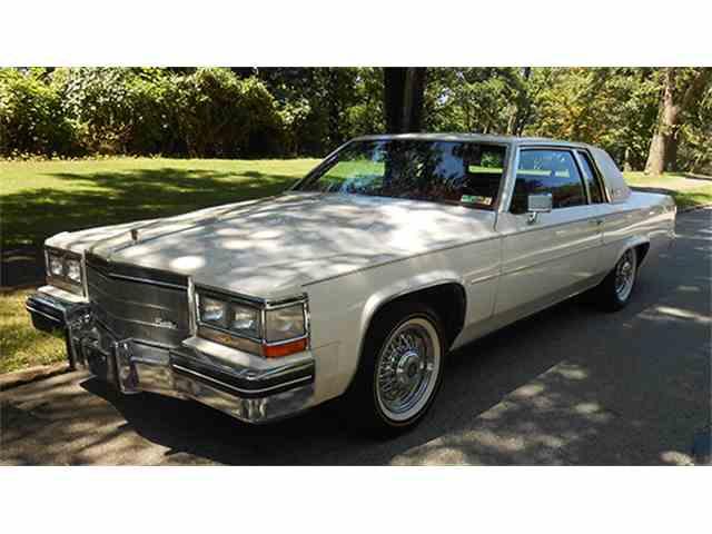 1984 Cadillac Coupe DeVille | 1010651