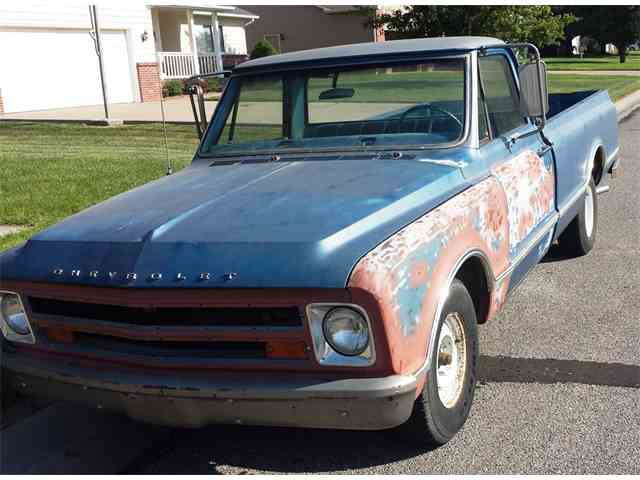 1967 Chevrolet C/K 10   1016517