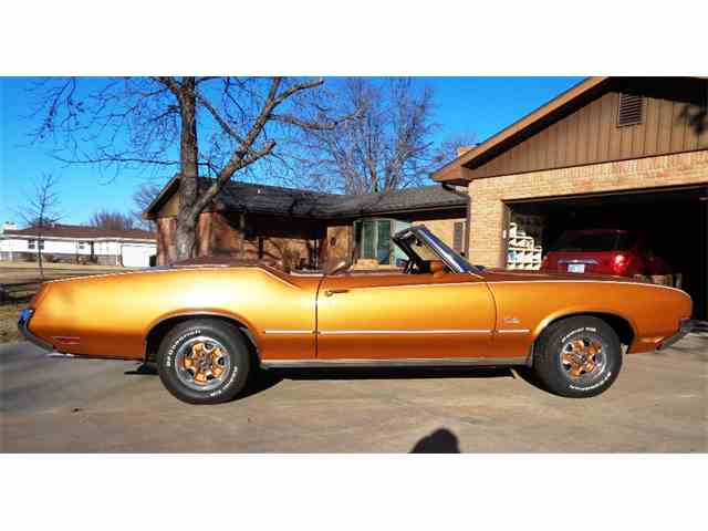 1972 Oldsmobile Cutlass Supreme | 1016524
