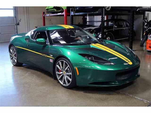 2011 Lotus Evora | 1016525