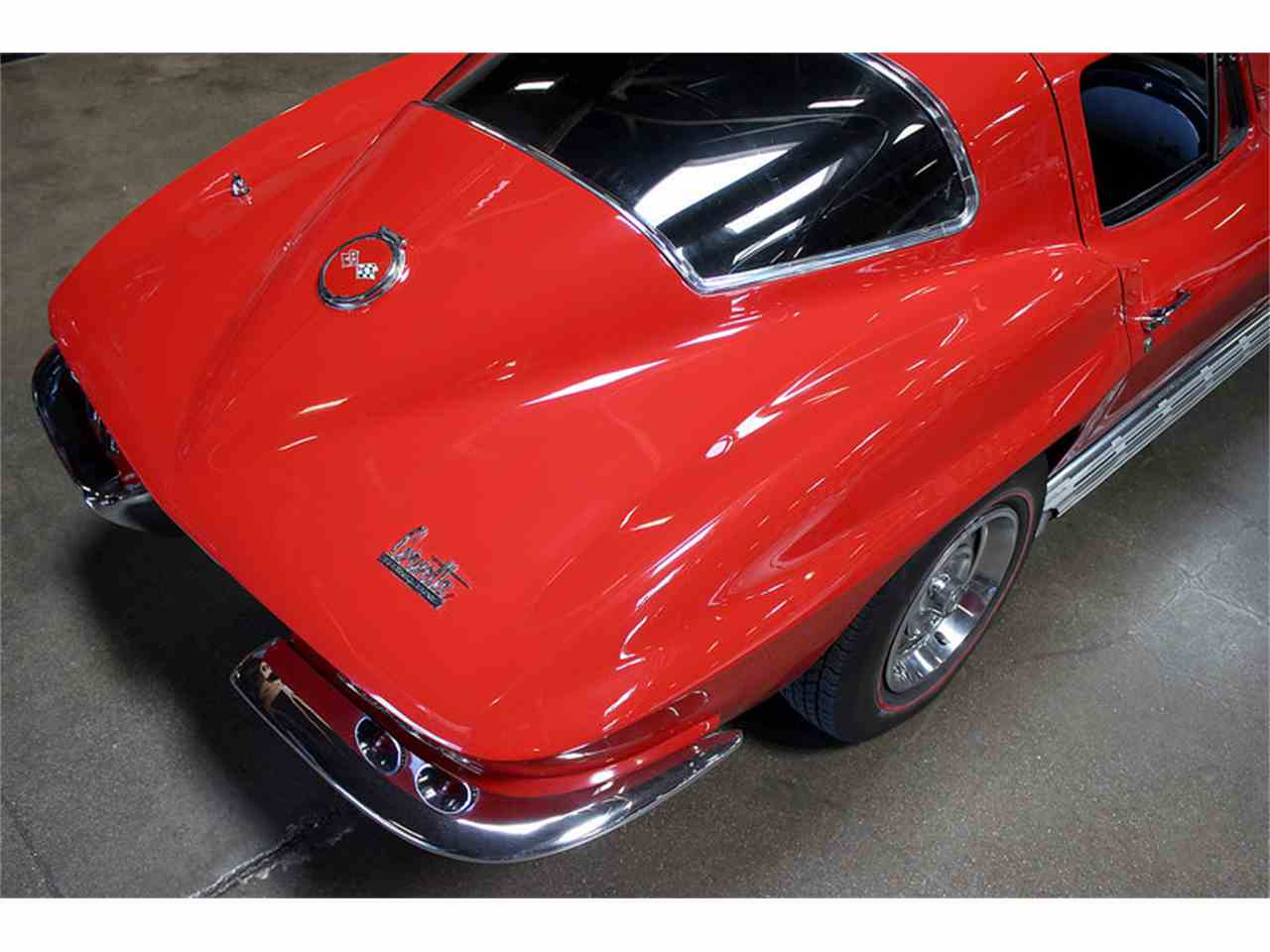 Large Picture of '67 Corvette - LSD0