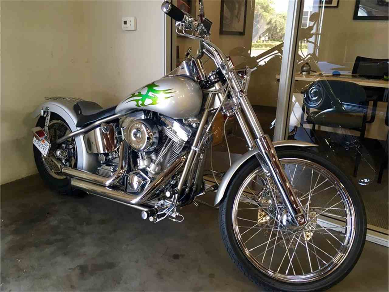 Large Picture of '01 Custom Motorcycle located in San Carlos California - LSD5