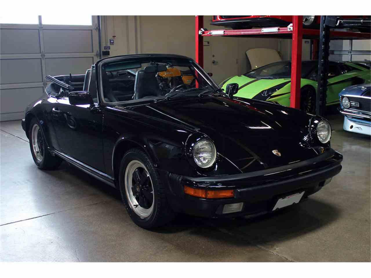 1986 Porsche 911 Carrera for Sale - CC-1016542
