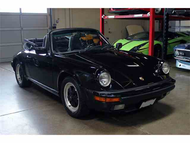1986 Porsche 911 Carrera | 1016542