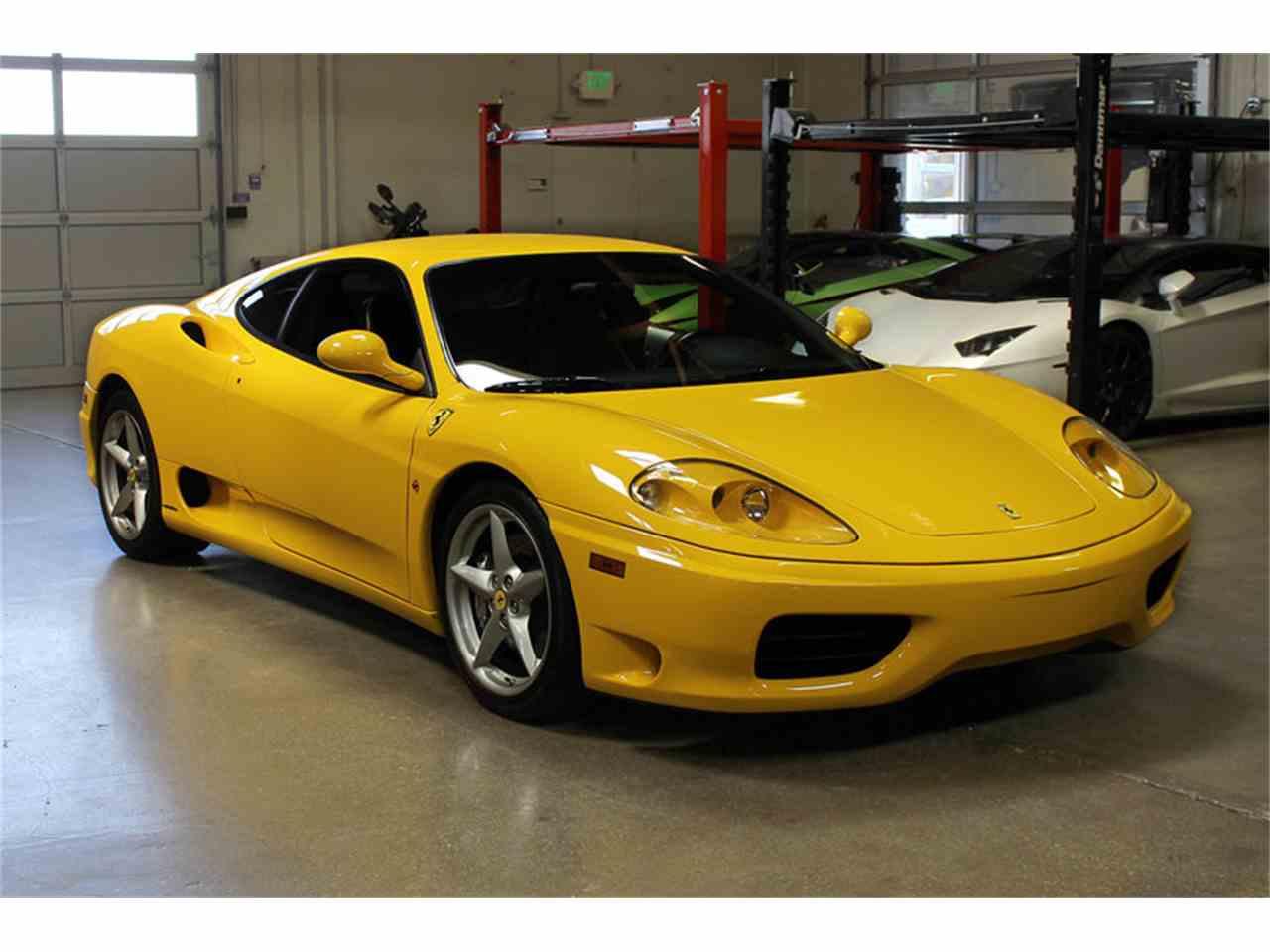 2001 Ferrari 360 for Sale - CC-1016547