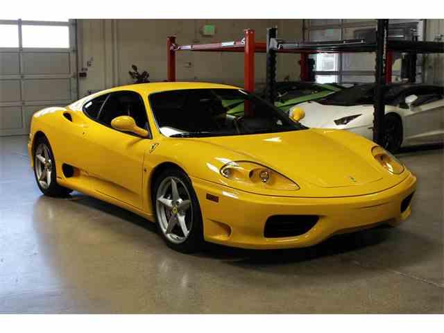 2001 Ferrari 360 | 1016547