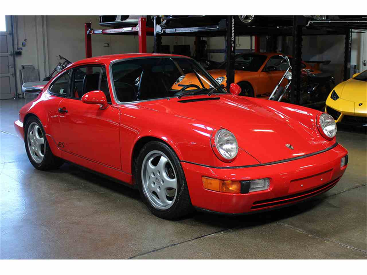 Large Picture of '93 Porsche RS America - $119,995.00 - LSDH
