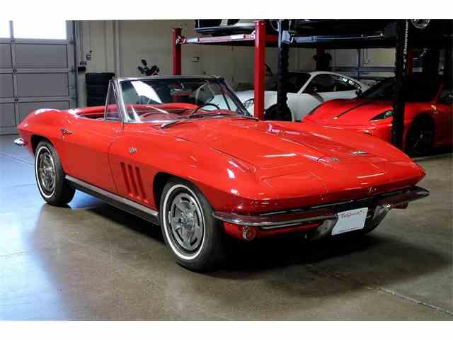 1966 Chevrolet Corvette | 1016555