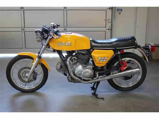 1974 Ducati 750   1016558