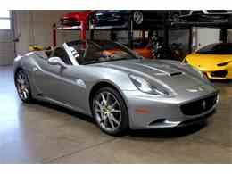 2011 Ferrari California for Sale - CC-1016561