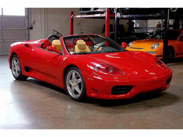 2004 Ferrari 360 | 1016562