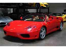 2004 Ferrari 360 for Sale - CC-1016562
