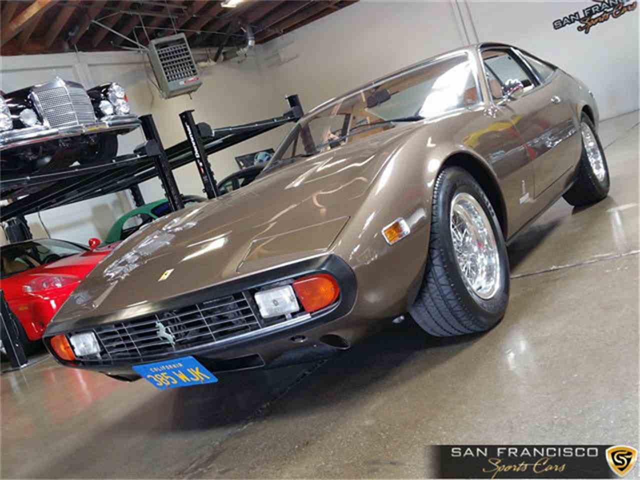 Large Picture of '72 365 GT4 located in California - LSE8