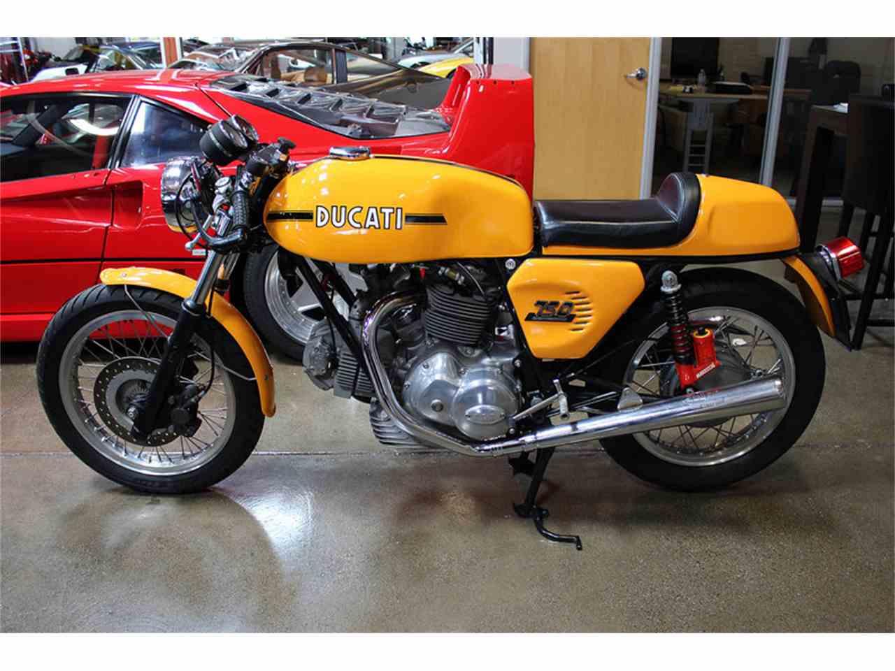 Large Picture of 1973 Ducati 750 Sport - LSEA