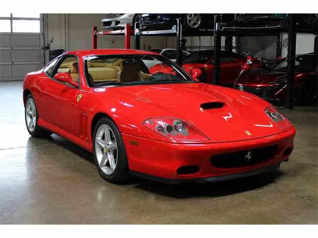 2002 Ferrari 575M Maranello | 1016581